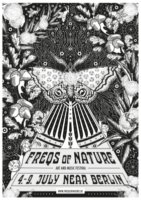 Freqs Of Nature Artwork 2018